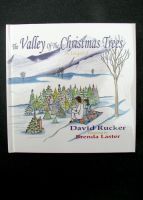 Cover for 'The Valley of the Christmas Trees'