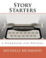 Cover for 'Story Starters: A Workbook for Writers'