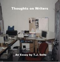 Cover for 'Thoughts On Writers'