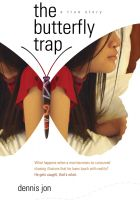Cover for 'The Butterfly Trap'