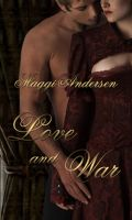 Cover for 'Love and War'