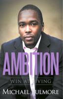 Cover for 'Ambition: Win At Living'