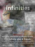 Cover for 'Infinities'