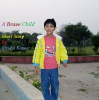 Cover for 'A Brave Child'