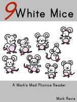 Cover for 'Nine White Mice'