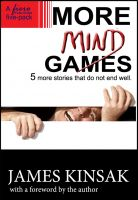 Cover for 'More Mind Games'