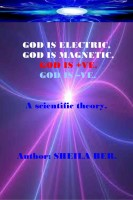 GOD IS ELECTRIC, GOD IS MAGNETIC, GOD is +VE, GOD IS -VE. A scientific theory wr