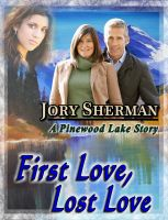 Cover for 'First Love, Lost Love'