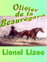 Cover for 'Olivier de la Beauregard'