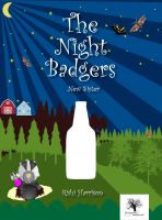 Cover for 'The Night Badgers - New Sister'