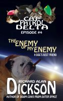 Cover for 'Cat Patrol Delta, Episode #4: Enemy of My Enemy'