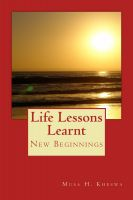 Cover for 'Life Lessons Learnt - New Beginnings'