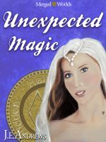 Cover for 'Unexpected Magic'