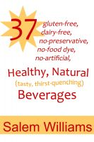 Cover for '37 Healthy, Natural Beverages'