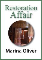 Cover for 'Restoration Affair'