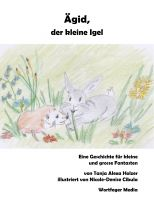 Cover for 'Ägid, der kleine Igel (illustriert)'