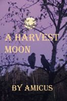 Cover for 'A Harvest Moon'
