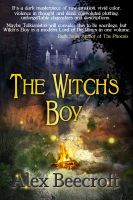 Cover for 'The Witch's Boy'