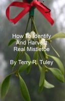 Cover for 'How to Identify and Harvest Real Mistletoe by Terry R. Tuley'