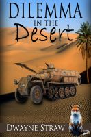 Cover for 'Dilemma in the Desert'
