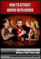 Cover for 'How To Attract Women With Humor'