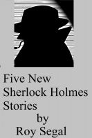 Cover for 'Five New Sherlock Holmes Stories'