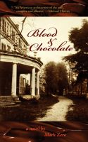 Cover for 'Blood & Chocolate'