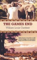 Cover for 'The Games End'