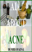 Cover for 'All About Acne'