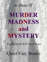 Cover for 'Murder, Madness, and Mystery'