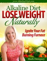 Cover for 'Alkaline Diet Lose Weight Naturally'
