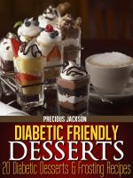 Diabetic Friendly Desserts cover