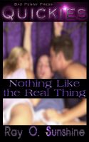 Cover for 'Nothing Like the Real Thing'