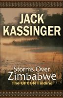 Cover for 'Storms Over Zimbabwe'