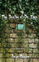 Cover for 'The Deaths of Dr. Zhen'