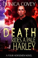 Cover for 'Death Rides A Pale Harley'