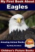 My First Book About Eagles - Amazing Animal Books - Children's Picture Books by Molly Davidson