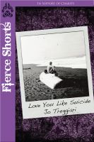 Cover for 'Love You Like Suicide'