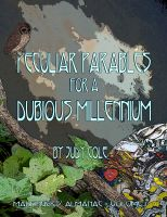 Cover for 'Peculiar Parables for a Dubious Millennium'