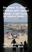 Cover for 'Readiness to Adopt Children with Special Needs: A Self-Survey for Prospective Adoptive Parents'