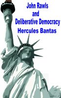 Cover for 'John Rawls and Deliberative Democracy'