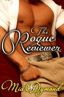 Cover for 'The Rogue Reviewer (Primrose, Minnesota Book 3)'