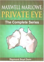 Cover for 'The Maxwell Marlowe, Private Eye Series'