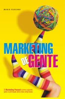 Cover for 'Marketing de Gente'