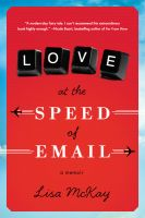 Cover for 'Love at the Speed of Email'