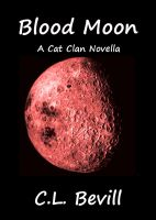 Cover for 'Blood Moon (Cat Clan)'