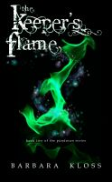 Cover for 'The Keeper's Flame (A Pandoran Novel, #2)'