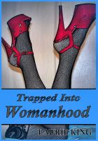 Cover for 'Trapped Into Womanhood'