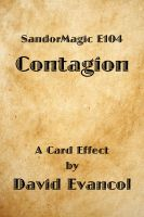 Cover for 'SandorMagic E104: Contagion'