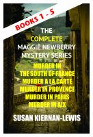 Cover for 'The Complete Maggie Newberry Mystery Collection'